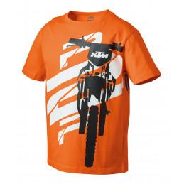 Tee-shirt KTM Enfant...