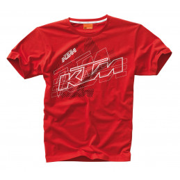 Tee-Shirt KTM Logolayer Tee...