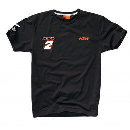 Tee-Shirt KTM Nagl MX Fan