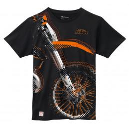 Tee-Shirt KTM Front Part Tee