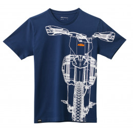Tee-Shirt KTM Unmatched Tee