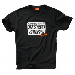 Tee-Shirt KTM Careful Tee