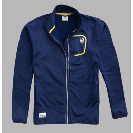 Veste Basic Logo Zip Jacket...