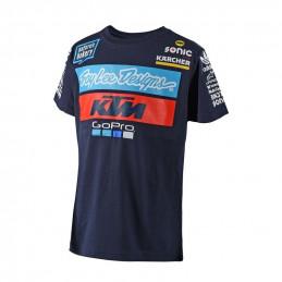 Tee-Shirt TLD Team KTM Marine