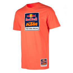 Tee-Shirt Red Bull KTM Logo...