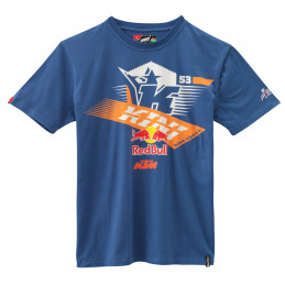 Tee-Shirt Kini Red Bull KTM...