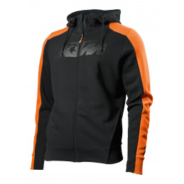 Sweat KTM Pure Zip Hoodie...
