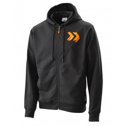 Sweat zippé KTM Radical zip...