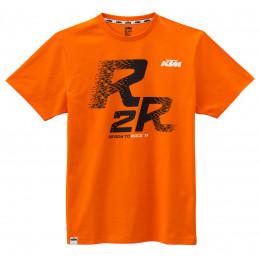 Tee-Shirt KTM R2R Tee Orange