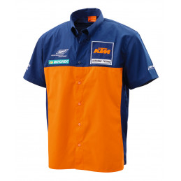 Chemise KTM Replica Team Shirt