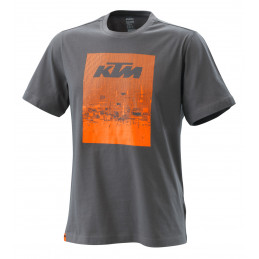 Tee-Shirt KTM Radical Tee Grey