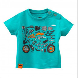 Tee-Shirt Bébé KTM Mechanic...