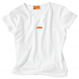 Tee-Shirt KTM Femme Logo Tee