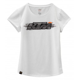Tee-Shirt Femme KTM Faded Tee