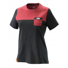 Tee-Shirt Femme KTM Pure Tee