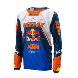 Maillot Red Bull KTM Kini...