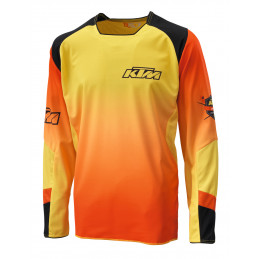 Maillot KTM Gravity-FX Orange