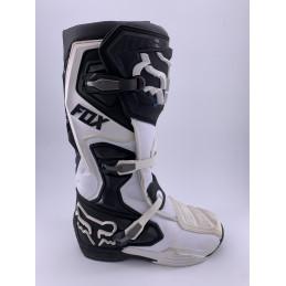 Bottes FOX Racing Comp8 White