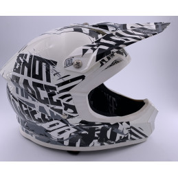 Casque Shot Furious Block Noir
