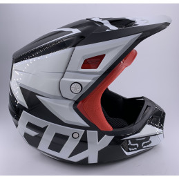 Casque FOX V2 RACE BLACK...