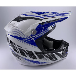 Casque Kenny Track Adulte Bleu