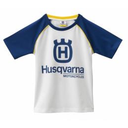 Tee-Shirt Enfant Husqvarna...