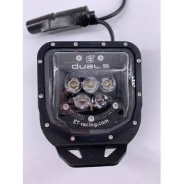 Phare LED ET-Racing Dual5...