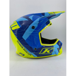 CASQUE KLIM F3 BLUE CAMO...