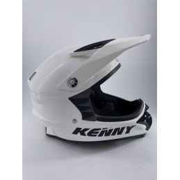CASQUE KENNY BLANC ADULTE