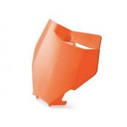 Plaque cross KTM orange 19...